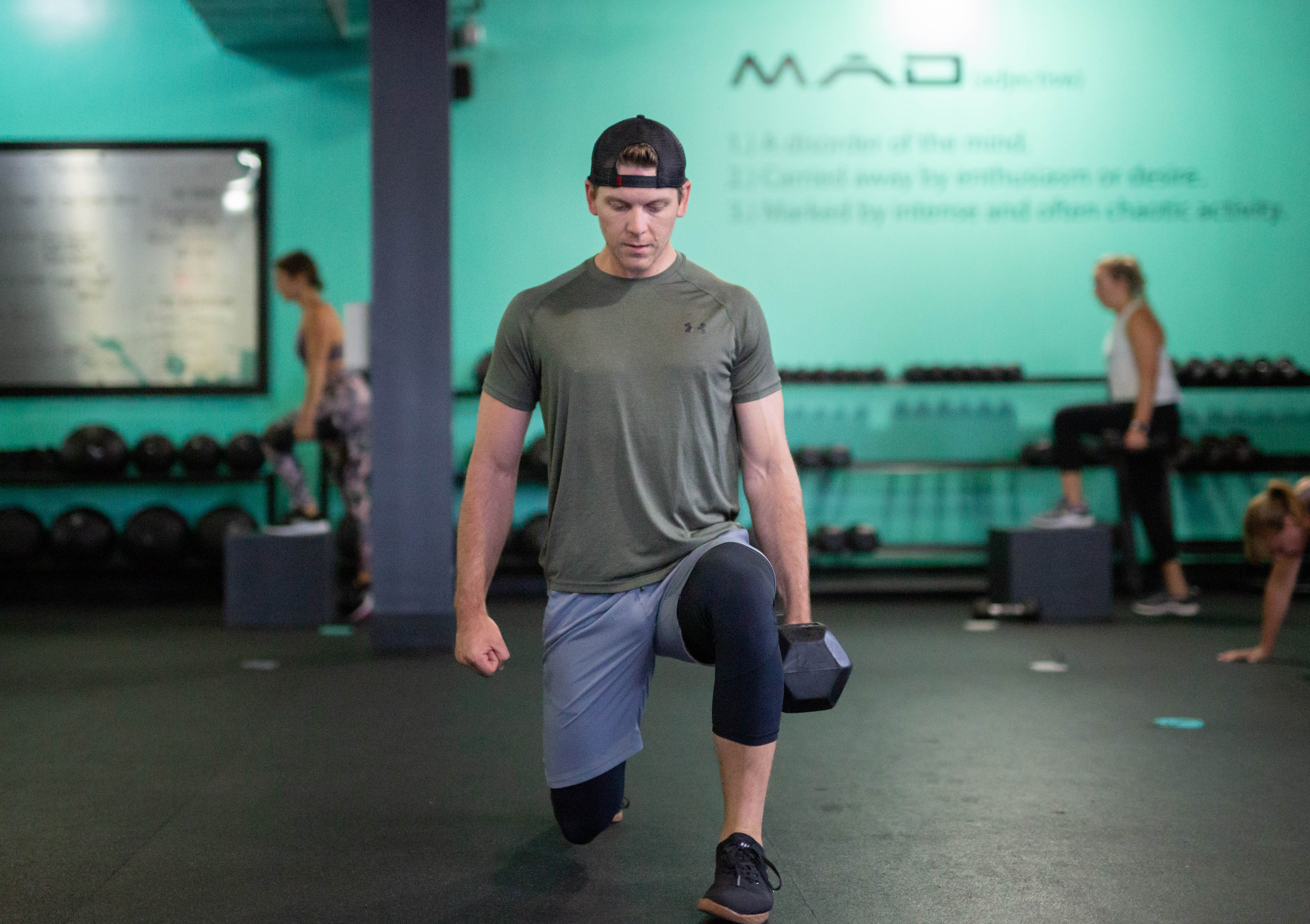 MADabolic Inks Deal to Flex Strength-Focused Fitness  in Pittsburgh with New Gym
